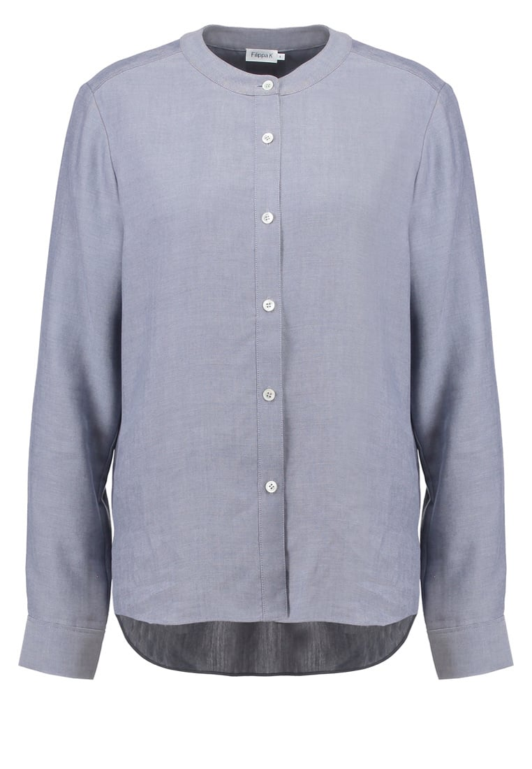 Filippa K Bluzka chambray