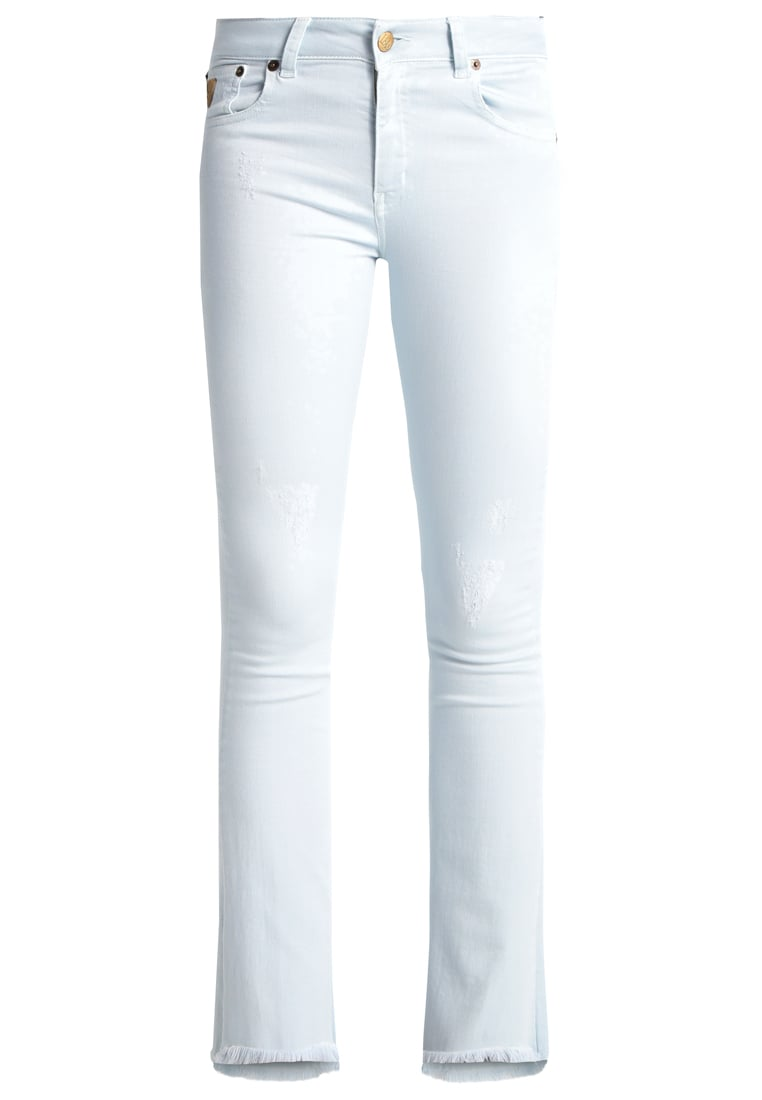 LOIS Jeans FLORA Jeansy Dzwony limpet shell - 2079