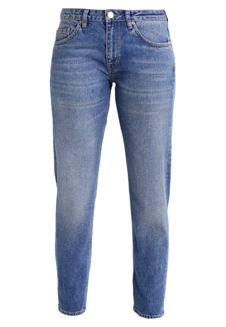 2nd Day STEVE ORIGINAL Jeansy Relaxed fit indigo stone wash - 2175724314