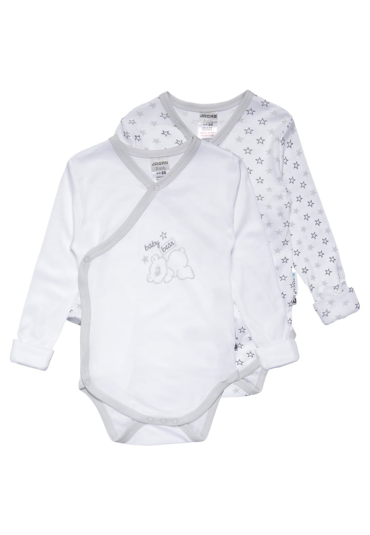 Jacky Baby 2 PACK Body white - 150017