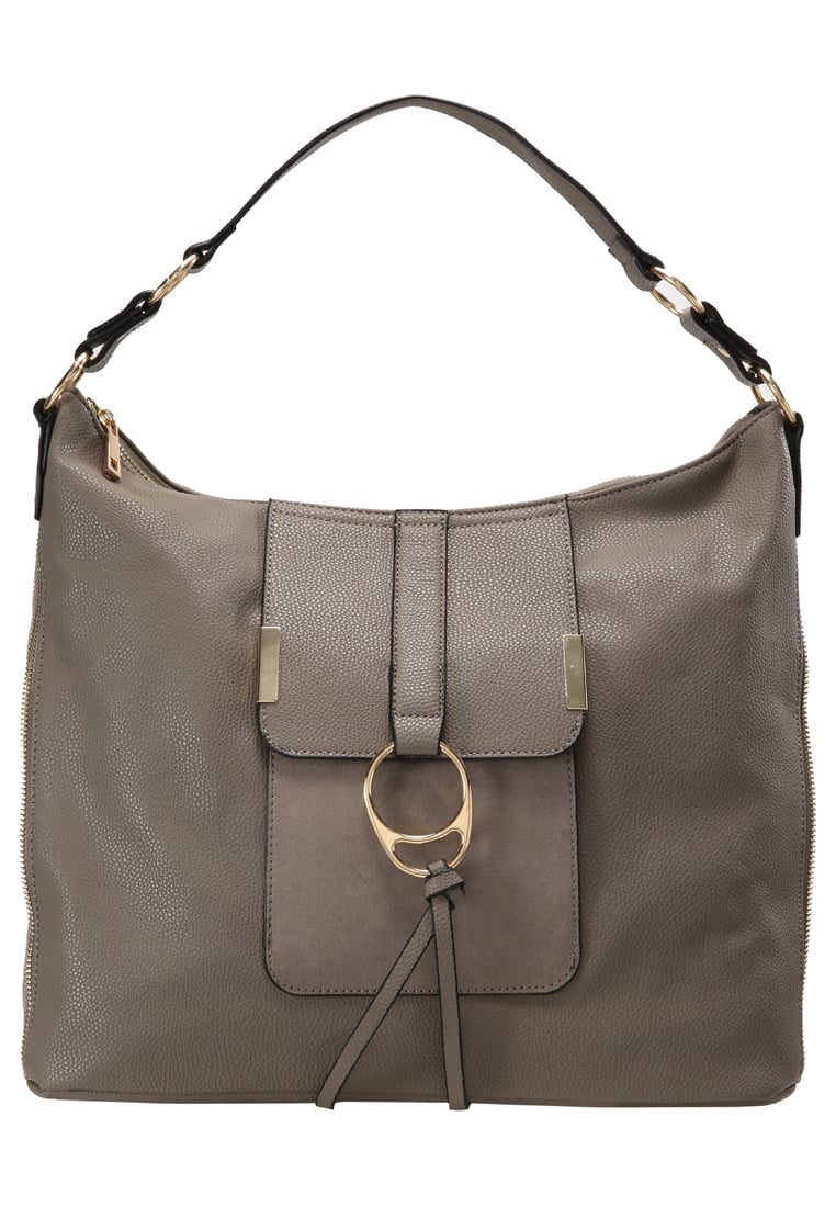 New Look ALI HOBO UPDATE Torba na zakupy grey - 5136105
