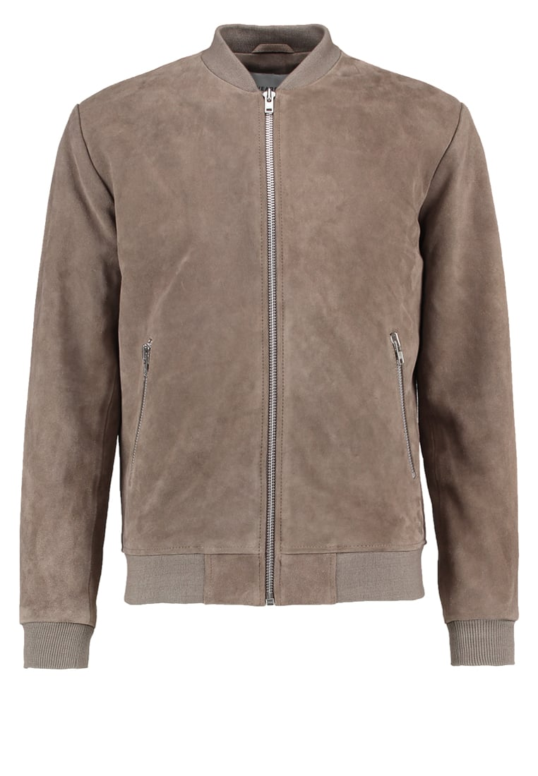 We are Cph COLLINS Kurtka Bomber grey - COLLINS JACKET 570