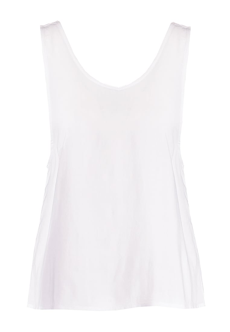 Moss Copenhagen ALANI BEACH Top white - 12359
