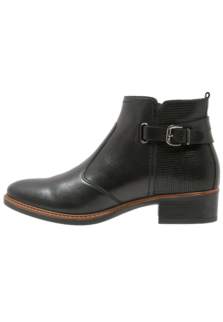 Pier One Ankle boot black - 3925 (adida)