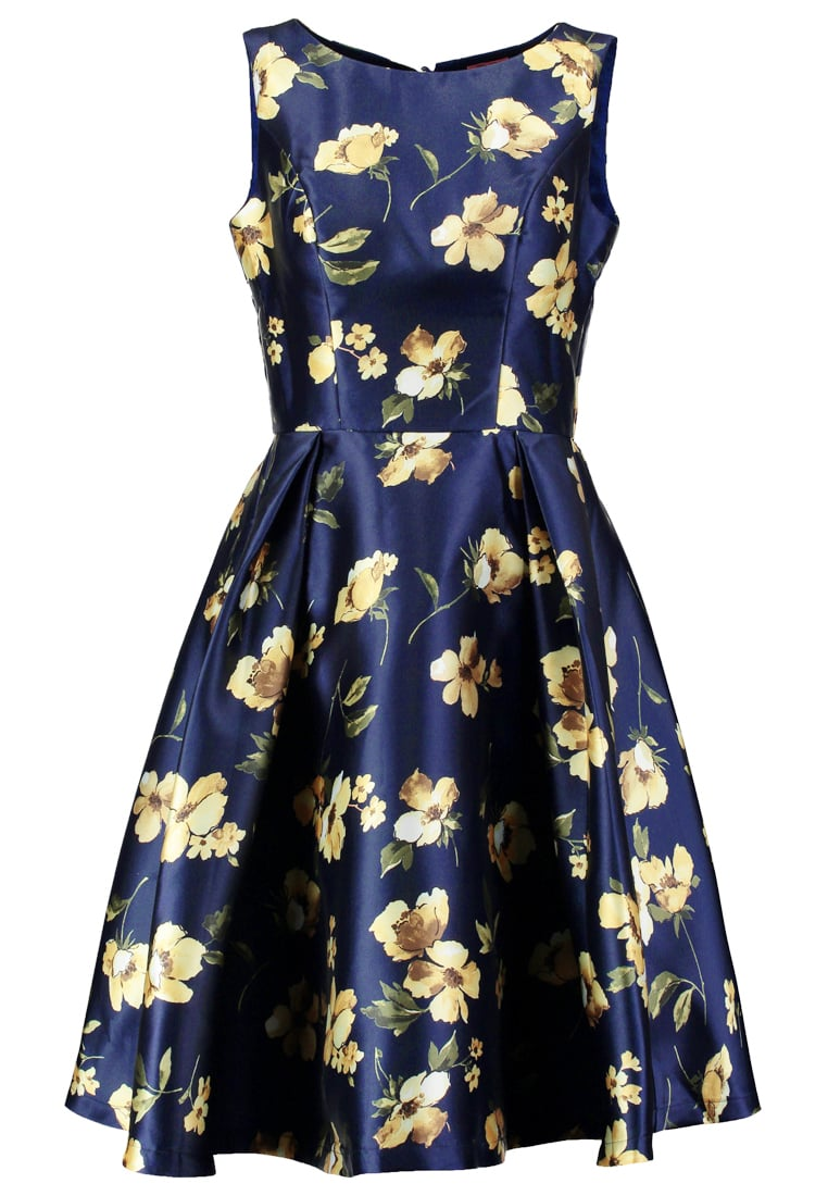 Chi Chi London CONNIE Sukienka letnia navy - 9017NB