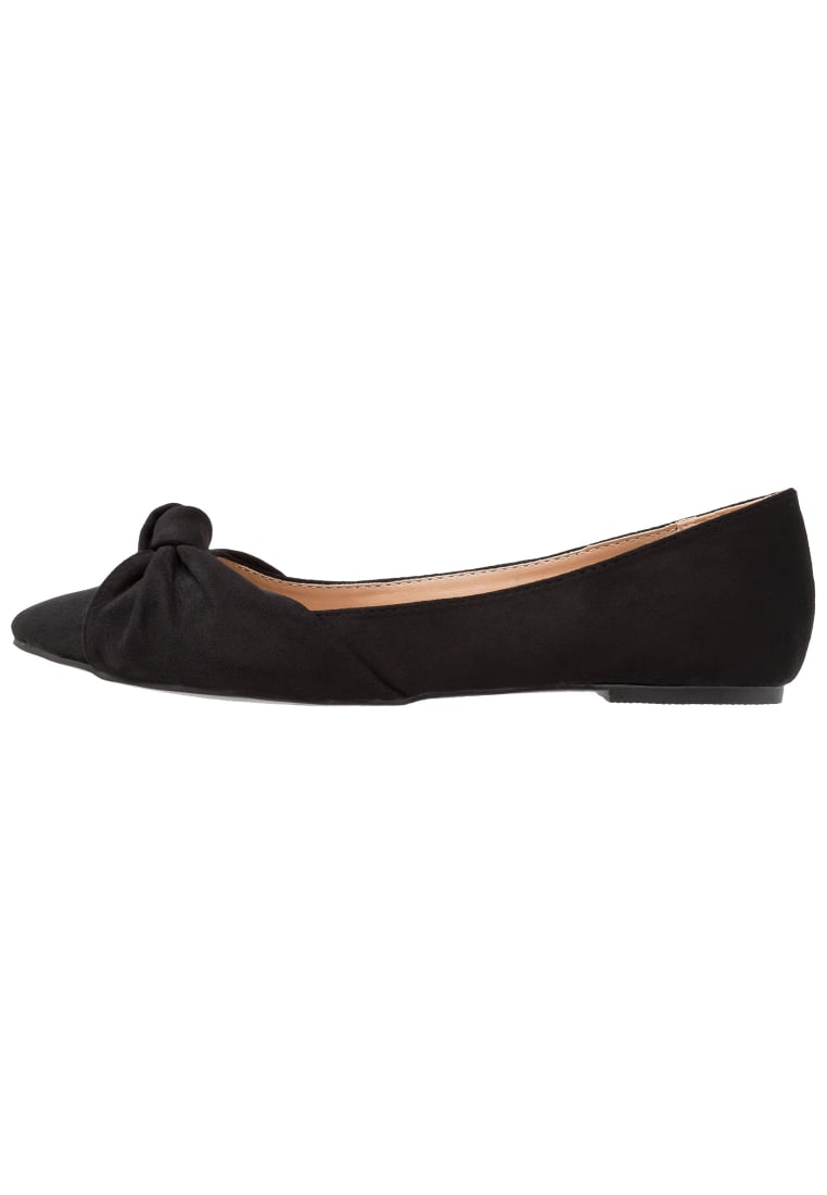 Dorothy Perkins Wide Fit HOLLIE Baleriny black - 35268601