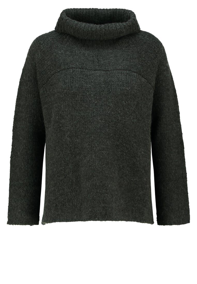 And Less ALICANTE Sweter grey melange - 5616226