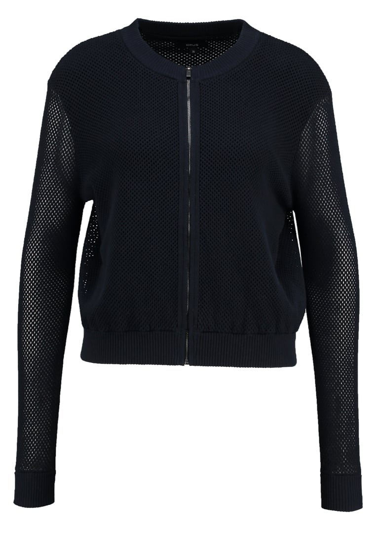 Opus DAPO Kurtka Bomber reliable blue - 225773995