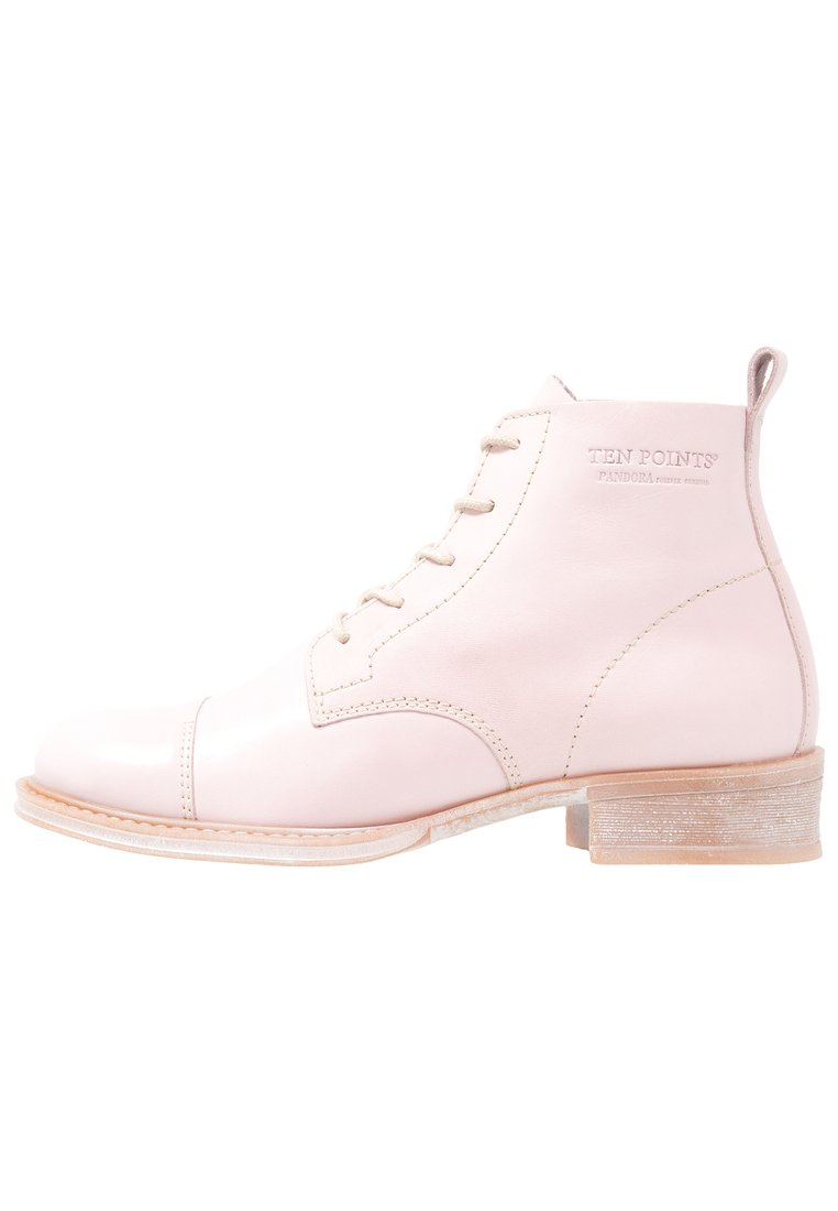 Ten Points Ankle boot light pink - 125001