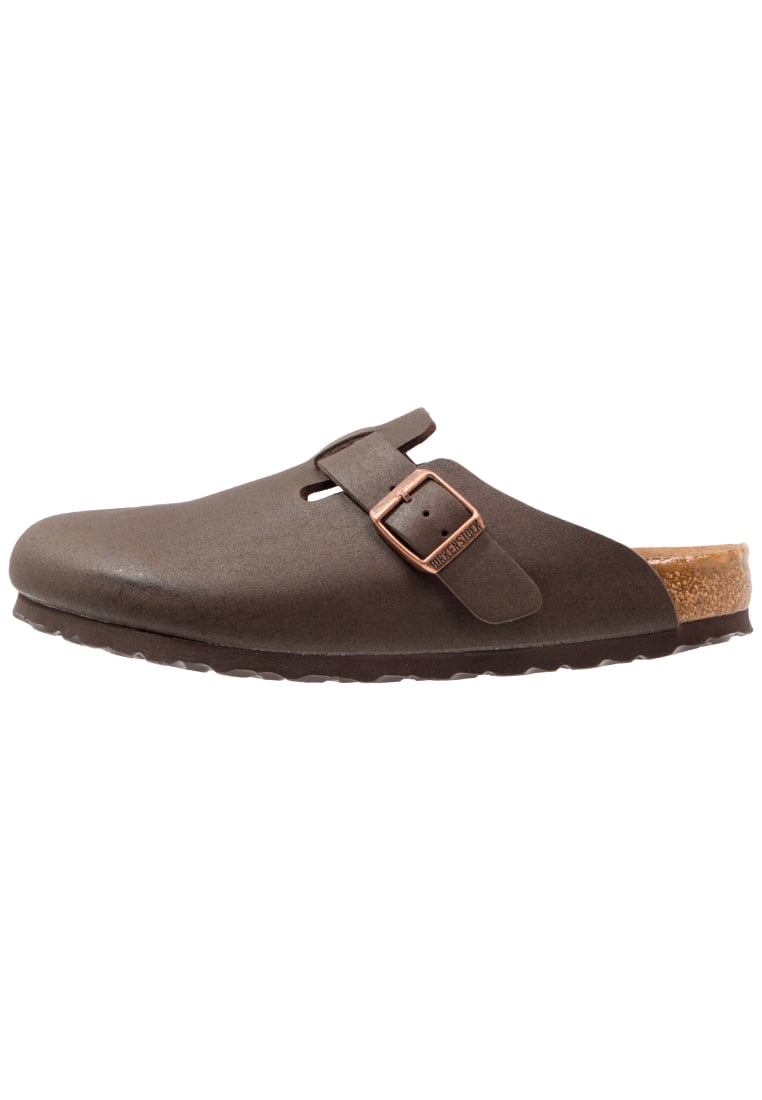Birkenstock BOSTON Kapcie cocoa brown