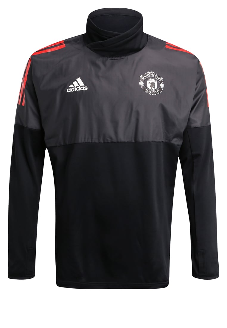 adidas Performance MANCHESTER UNITED Artykuły klubowe black/red - DLG12