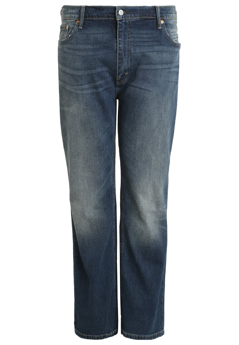 Levi's Big & Tall 541 BIG & TALL Jeansy Relaxed fit blue canyon - 18757