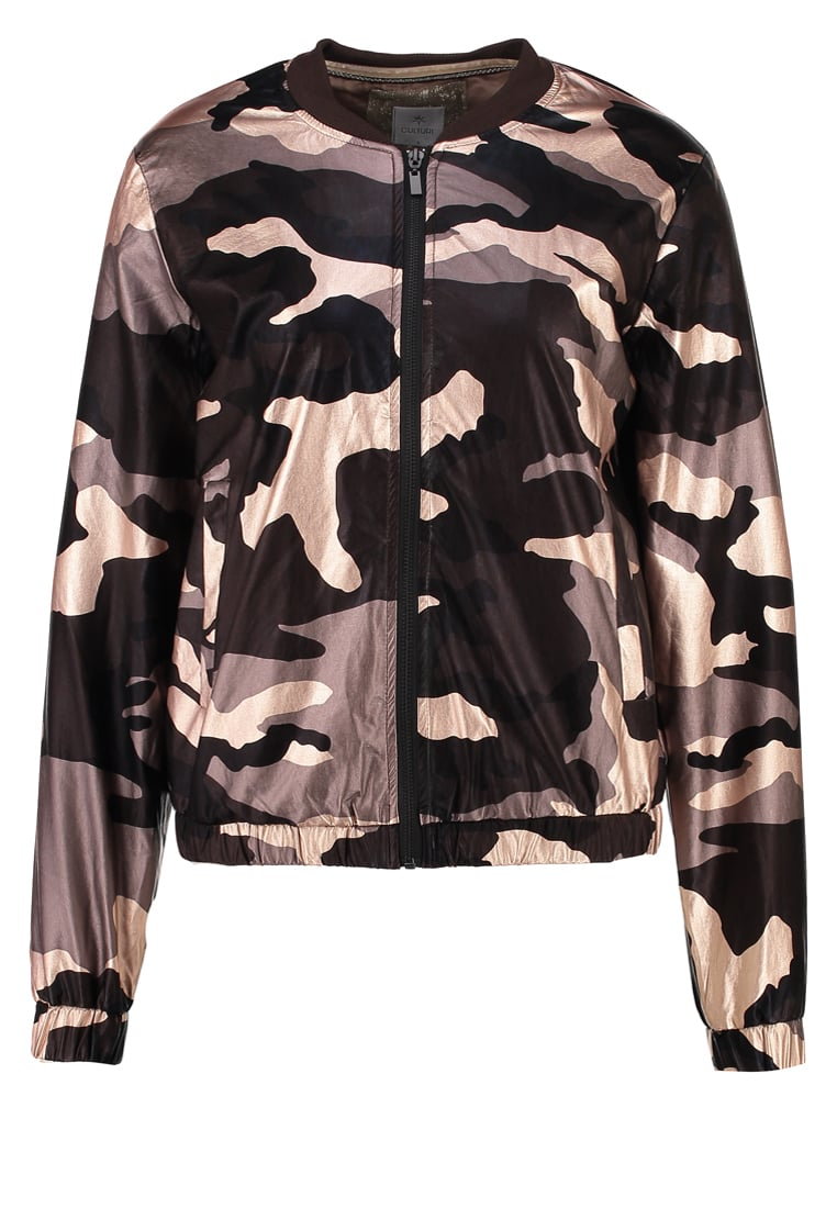 Culture CAROLINE Kurtka Bomber rose mix - 50103646