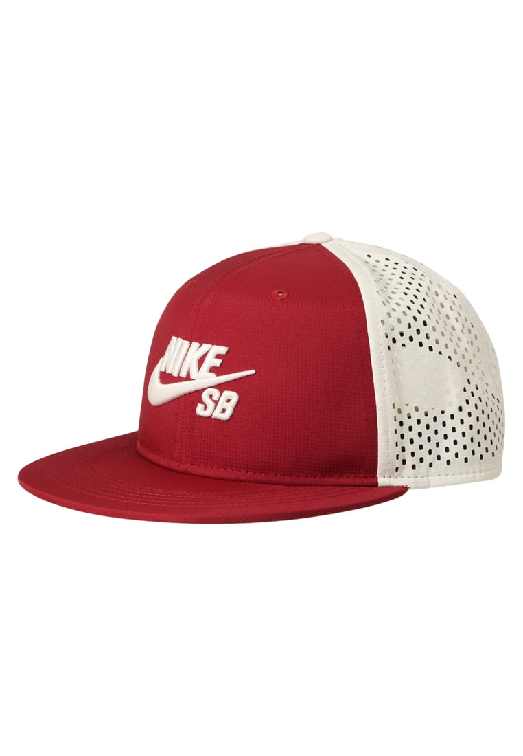 Nike SB AROBILL Czapka z daszkiem team red/sail/black - 840861
