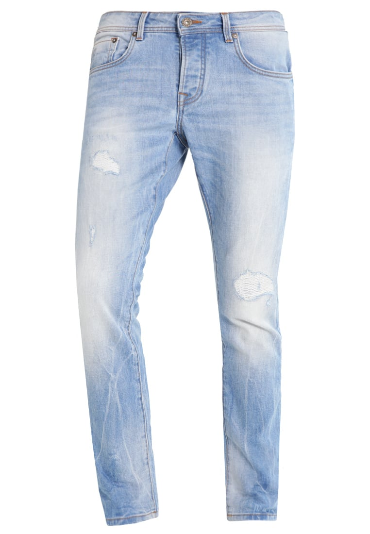 Chasin' EGO Jeansy Zwężane destroyed denim - 112326001