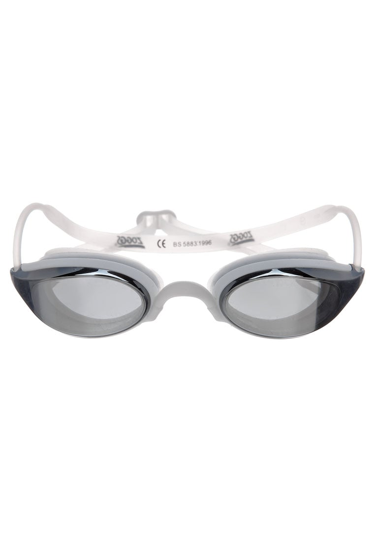 Zoggs FUSION AIR MIRROR Okulary pływackie white/ mirrored - 305755
