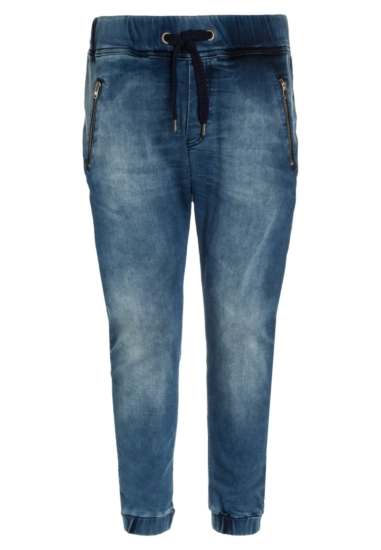 Blue Effect Jeansy Relaxed fit blue denim - 2172-2694