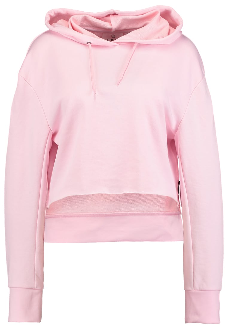 Cheap Monday ATTRACT Bluza z kapturem pastel pink - 0390634