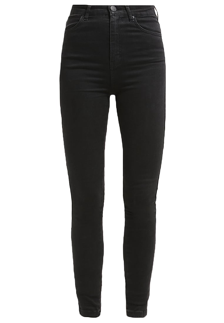 2ndOne AMY Jeans Skinny Fit satin black