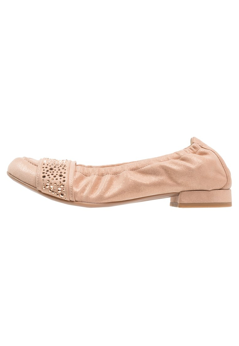 HASSIA WIDE FIT BOLOGNA Baleriny rose