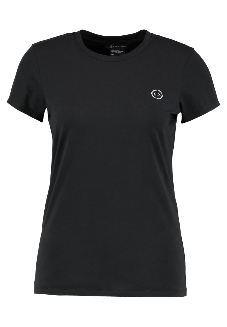 Armani Exchange Tshirt basic black