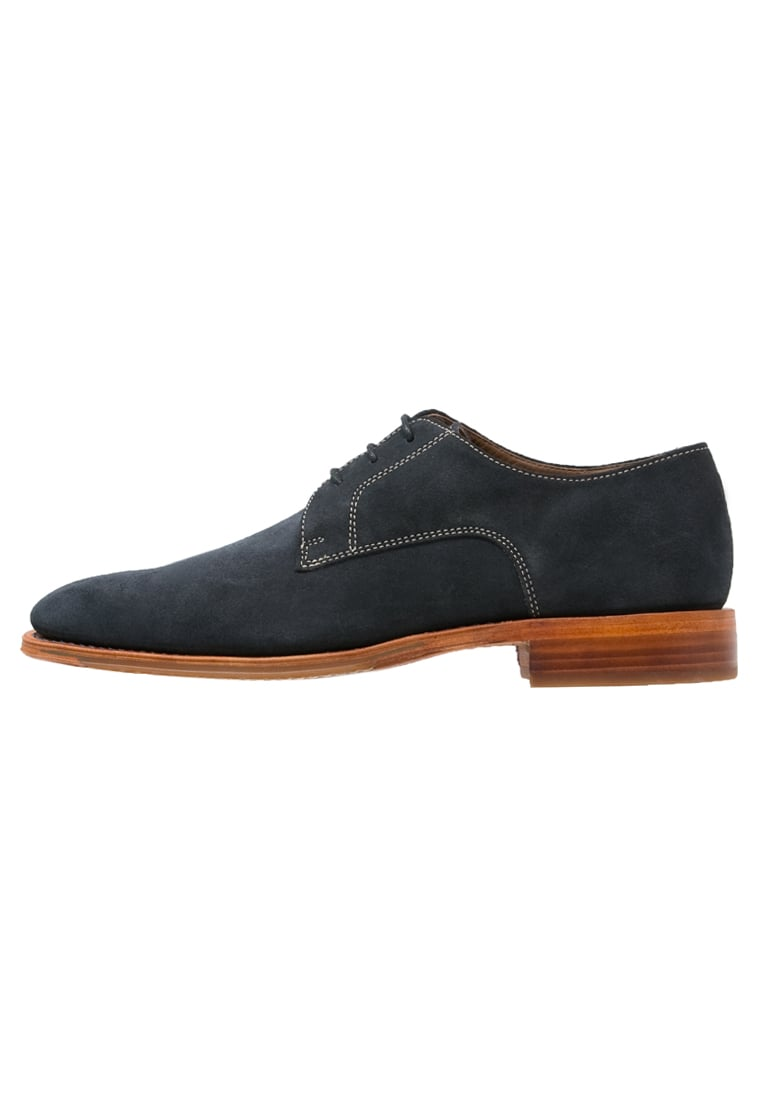 Gordon and Bros LORENZO Oksfordki navy - S500311