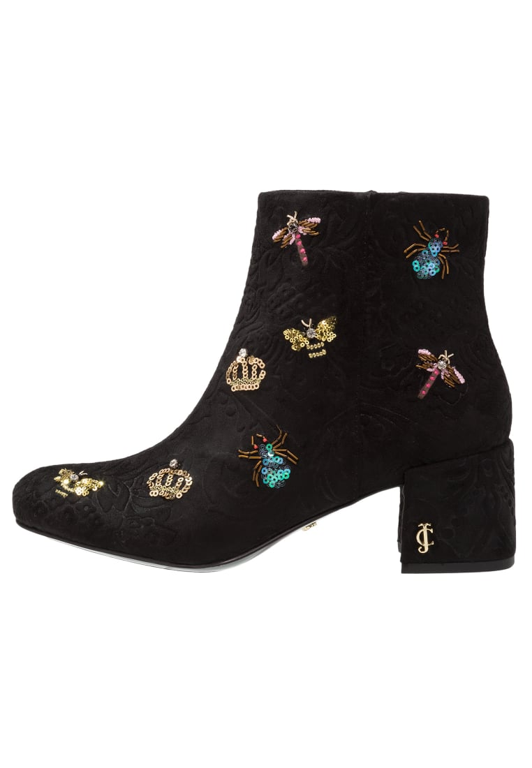 Juicy Couture MARGARET Ankle boot black/multicolor - JB032