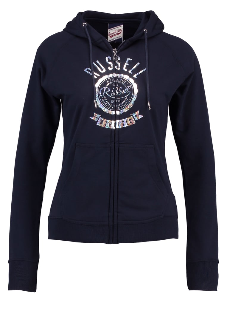 Russell Athletic Bluza rozpinana blau - A7-125-1