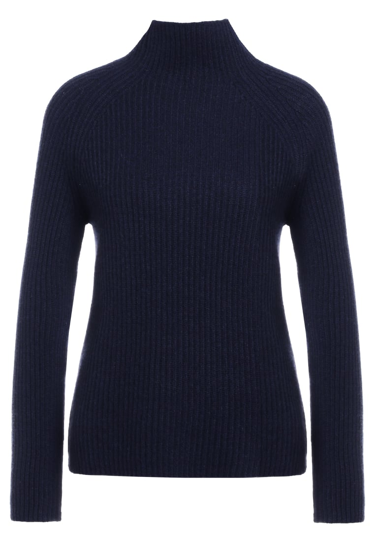 FTC Cashmere HIGHNECK Sweter midnight - 680-0300