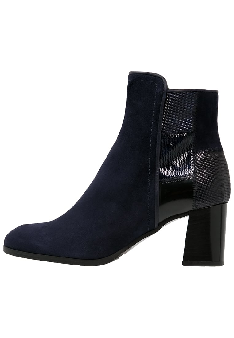 Maripé Ankle boot blu scuro - 23578