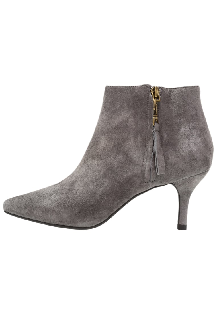 Shoe The Bear AGNETE GOLD Ankle boot dark grey - STB1224