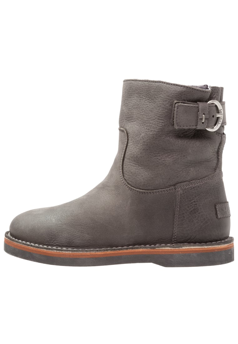 Shabbies Amsterdam Botki dark grey - 181020027