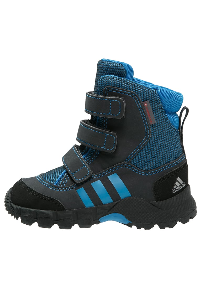 adidas Performance CW HOLTANNA SNOW Śniegowce shock blue/dark grey - KU053