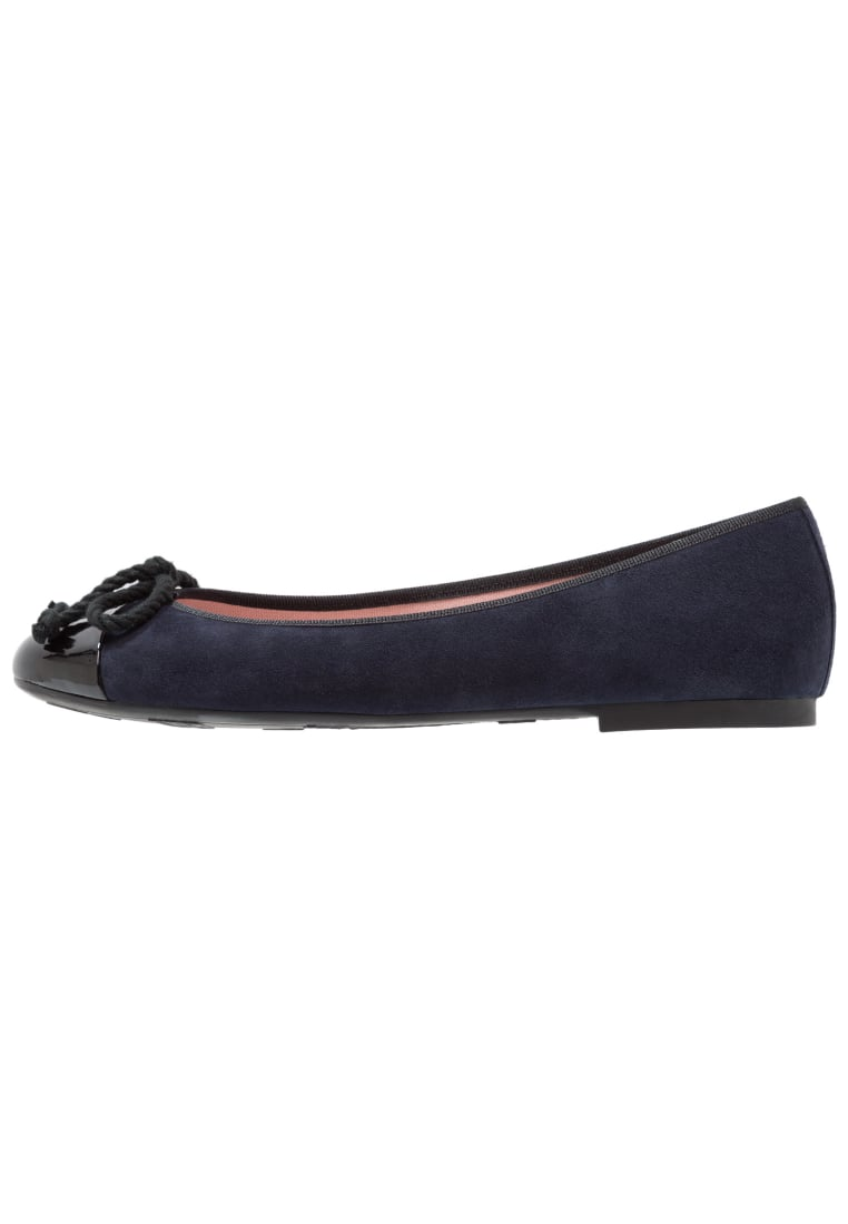 Pretty Ballerinas SHADE/ANGELIS Baleriny black/navy blue
