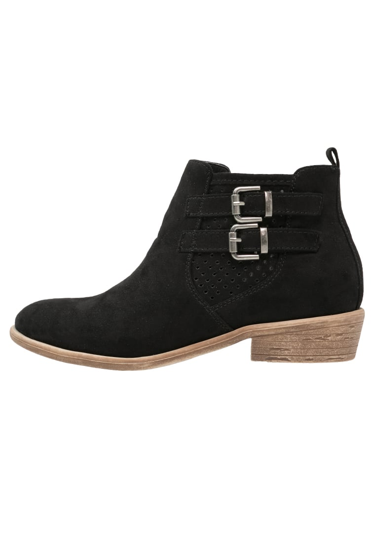 Anna Field Ankle boot black - 15ZX1-3555