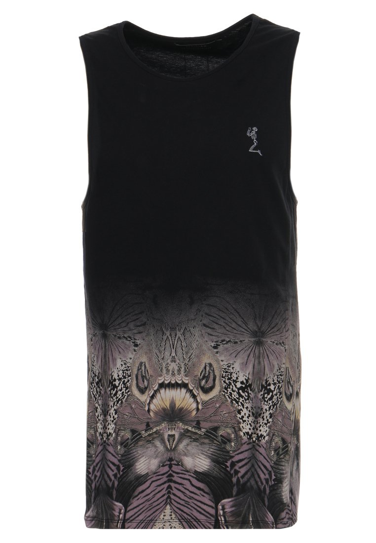 Religion ACID ANIMAL FADE OUT Top black - 18B AA L55
