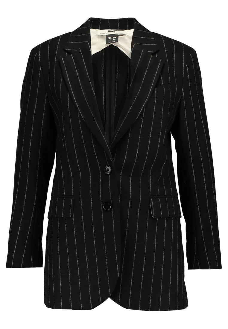Hope BLAZER Żakiet black stripe - 74105