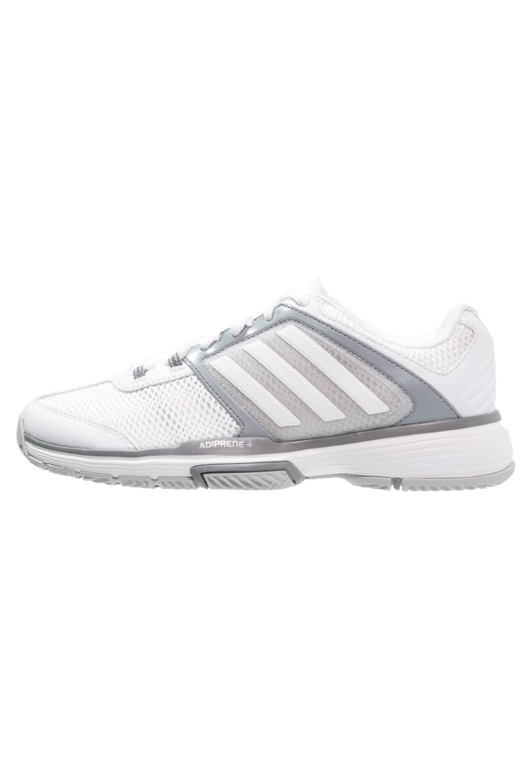 adidas Performance BARRICADE CLUB Buty do tenisa Outdoor white/clear onix - KCV84