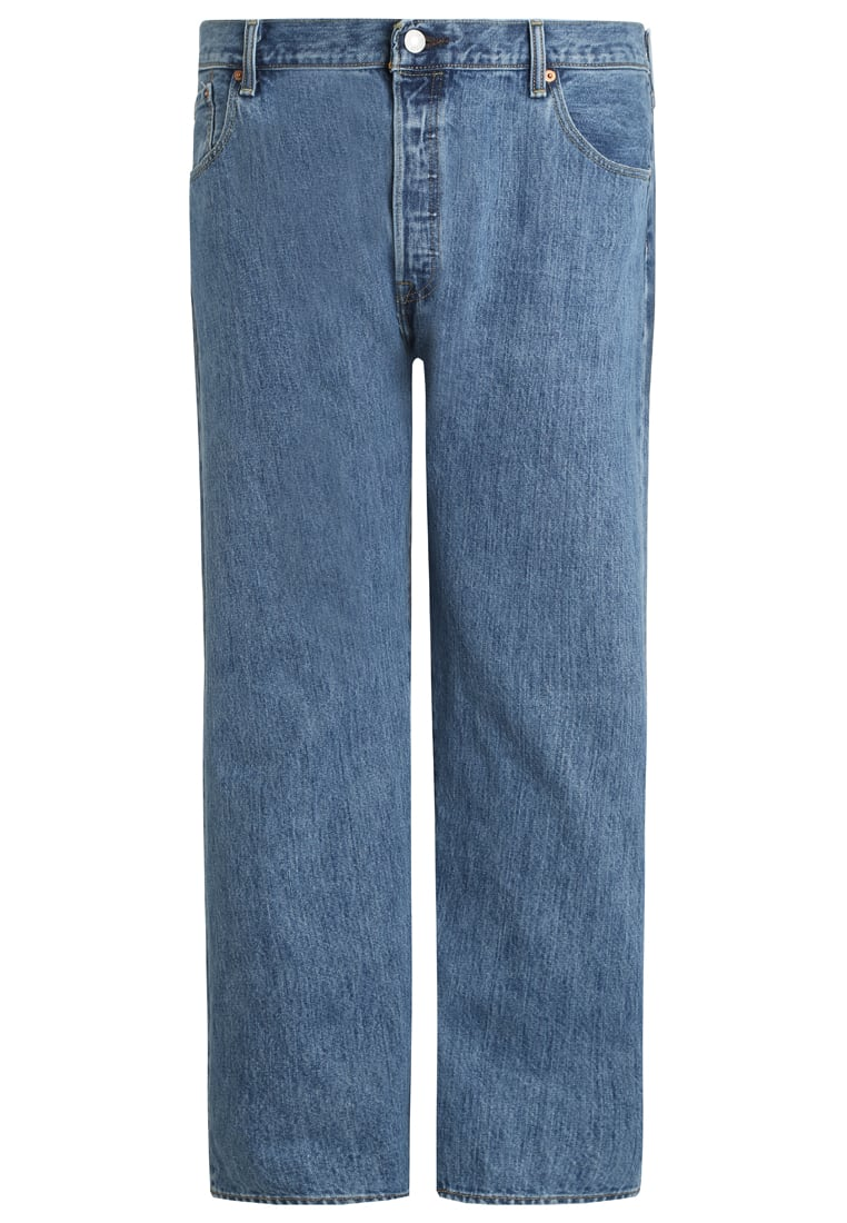 Levi's Big & Tall 501 LEVI'S® ORIGINAL FIT BIG & TALL Jeansy Straight leg medium stonewash - 11501