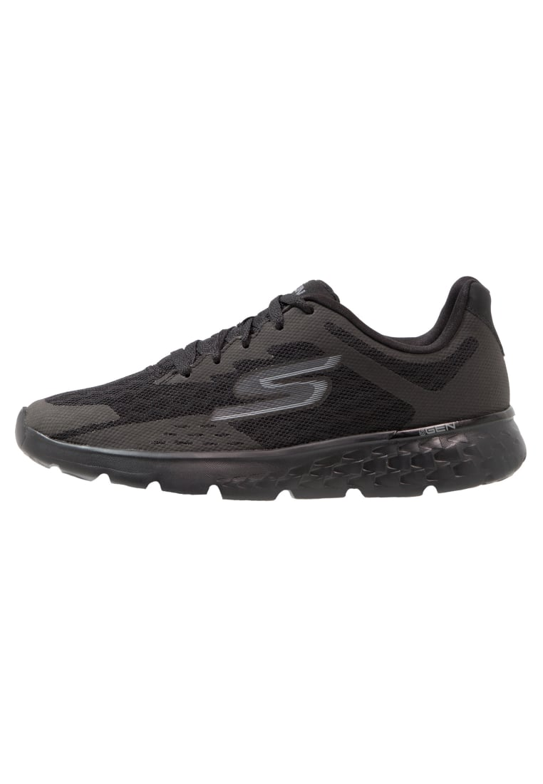 Skechers Performance GO RUN 400 Buty do biegania treningowe black - 54353