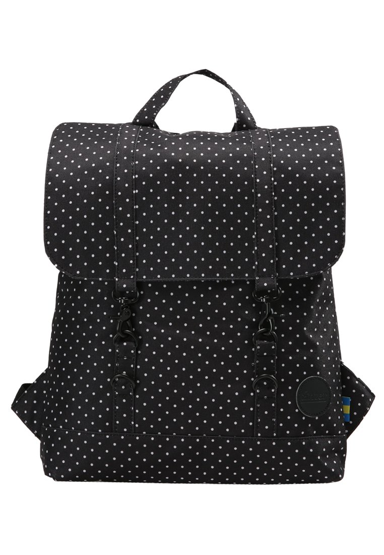 Enter CITY BACKPACK MINI Plecak black/white - S18LC1905_51