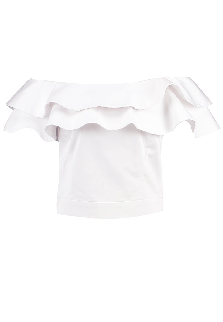 2nd Day Tshirt z nadrukiem white - 2172115128
