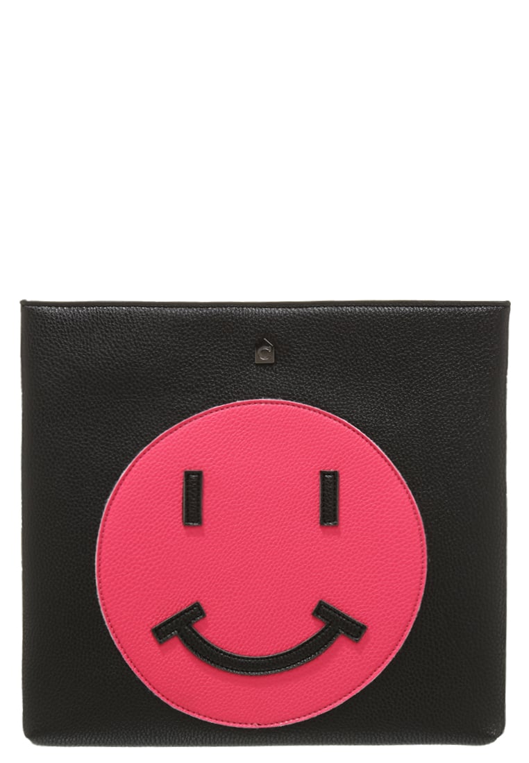 House of Cases Kopertówka black - SMILEY