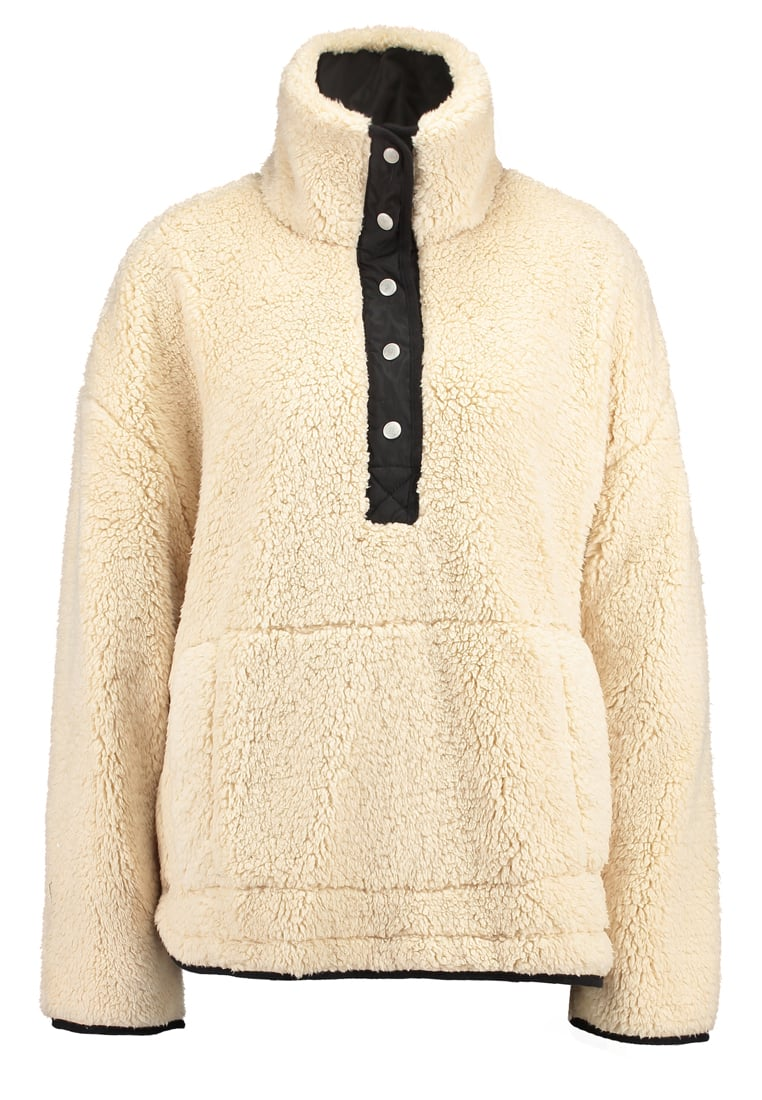 Free People OH SO COZY Bluza z polaru ivory - OB660250