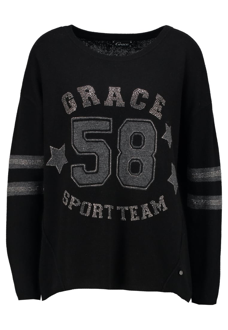 Grace Sweter black - 4111200