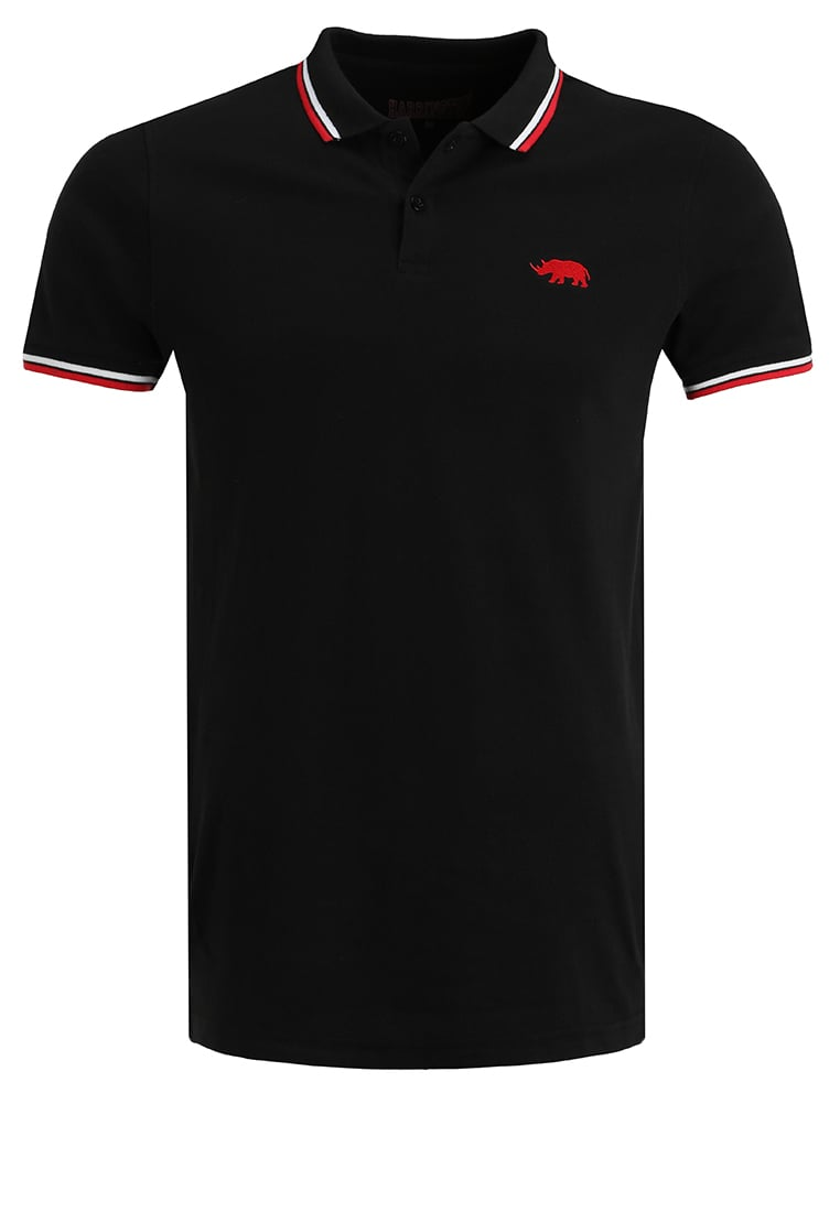 HARRINGTON Koszulka polo noir - POLO