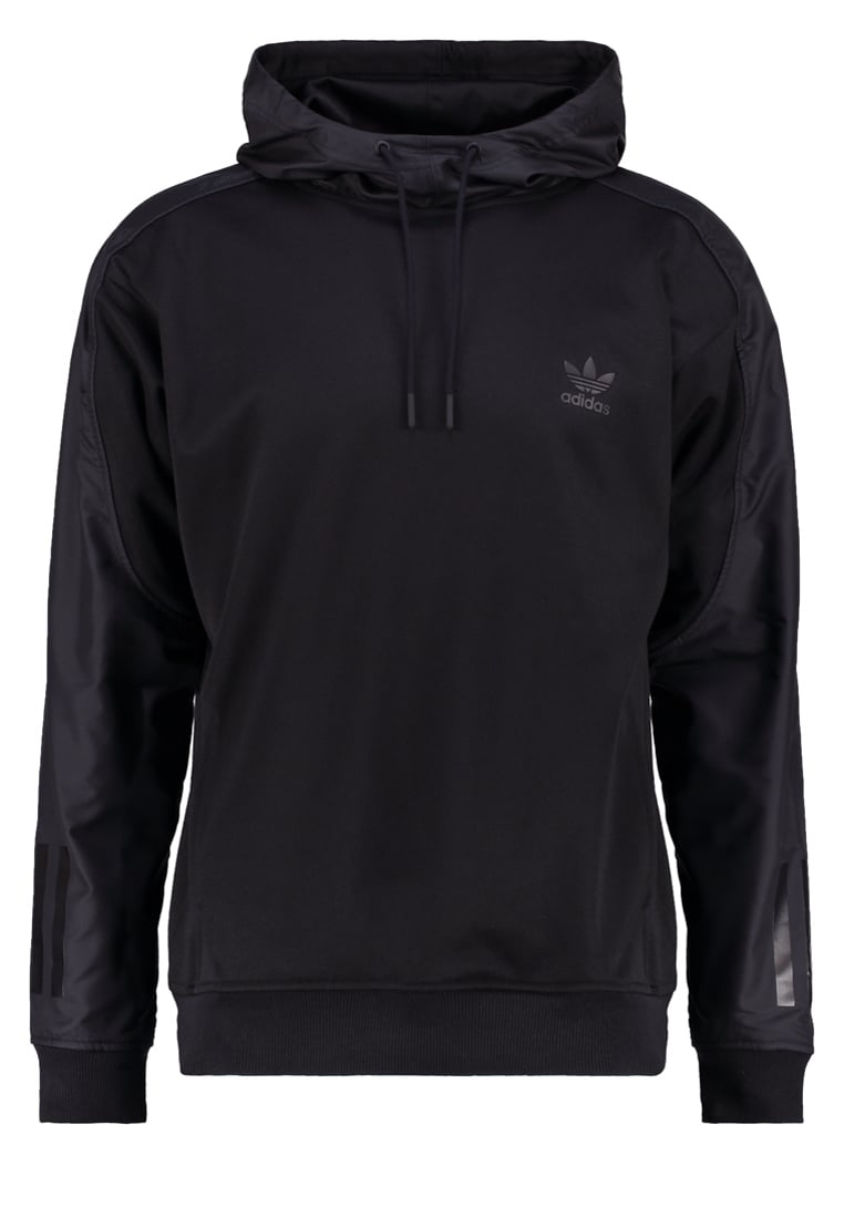 adidas Originals Bluza z kapturem black - NQD13