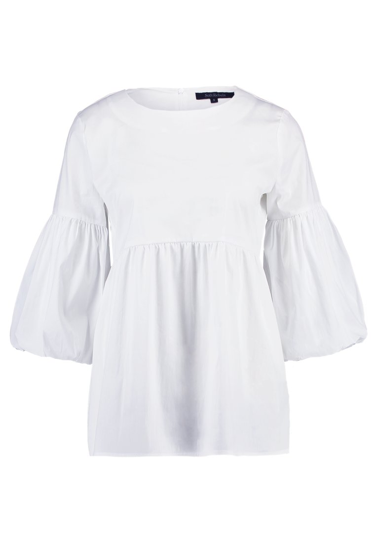 Soft Rebels BEE BLOUSE Bluzka white - SR118-734