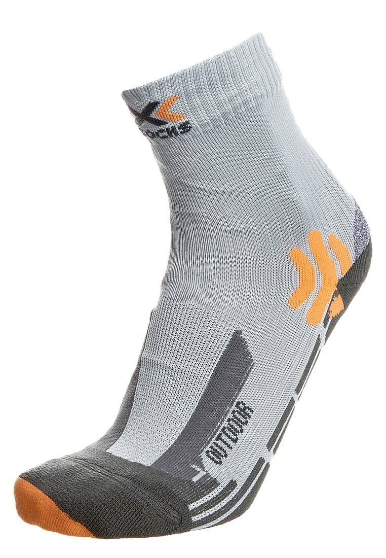 X Socks OUTDOOR Skarpety sportowe pearl grey - X020404