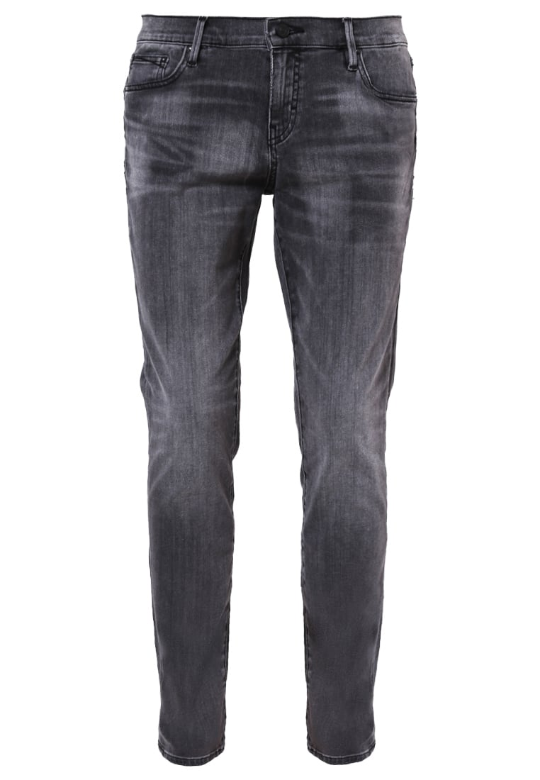 Earnest Sewn ASTOR Jeansy Relaxed fit grey - 2K301058